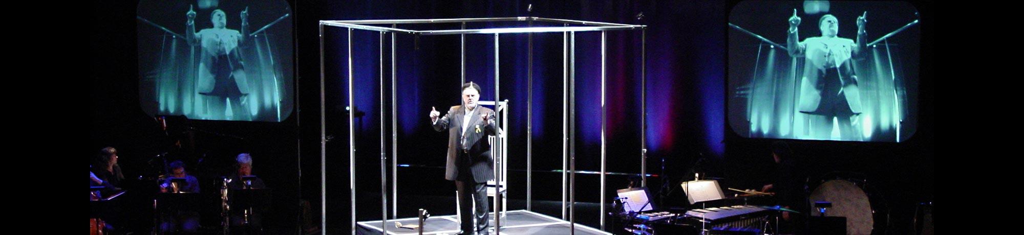 Paul Dresher - Musical Theater